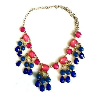 Beautiful ✨ • Colorful statement necklace